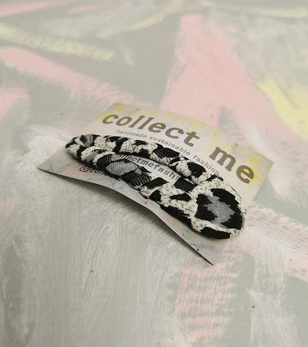 Hair Clip - Leopard Print