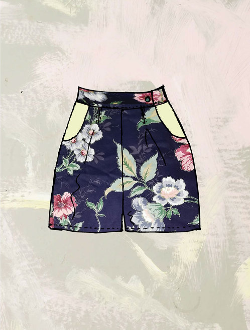 Collect Me Made to Order - High Waisted Shorts