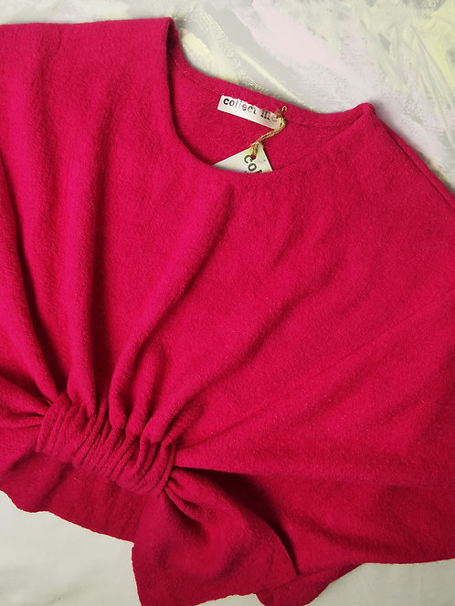 Loophole Jumper Hot Pink - Size S