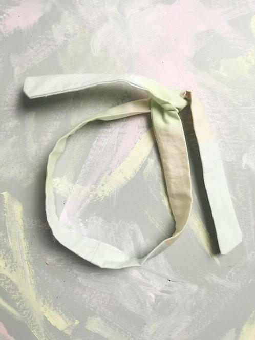 Twisty Wire Headband - Pastel Stripes