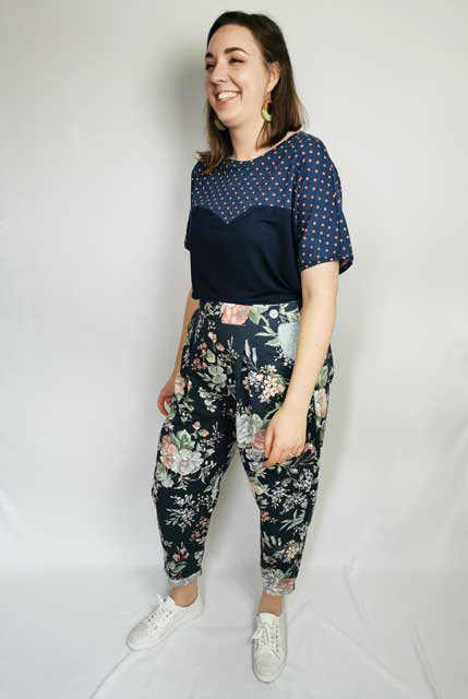 Collect Me Made to Order - Awesome Peg Leg Trousers