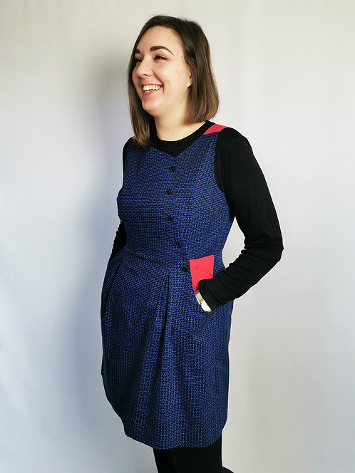 Collect Me Made to Order - Pinafore Dress