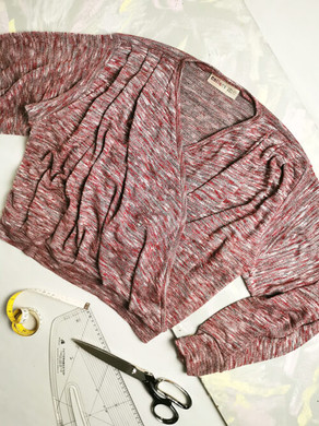 Get Creative and Sustainable with your Wardrobe during Lockdown