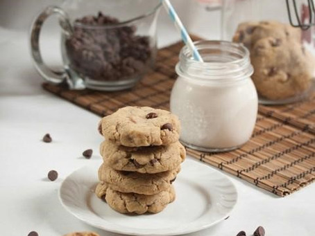 Vegan Recipe - Classic Vegan Chocolate Chip Cookies