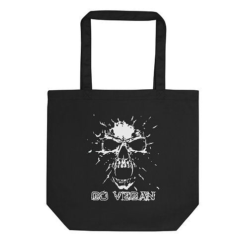 Go Vegan - Eco Tote Bag
