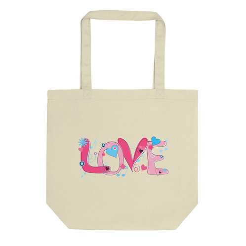 Love - Eco Tote Bag