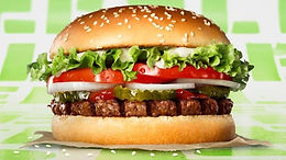 Burger King 'Plant-Based' Whopper Ads Banned