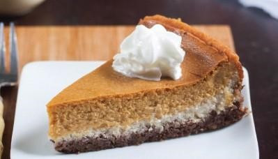 Vegan Recipe - Vegan Pumpkin Pecan Cheesecake