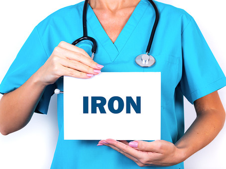 What Vegans Need to Know About Iron