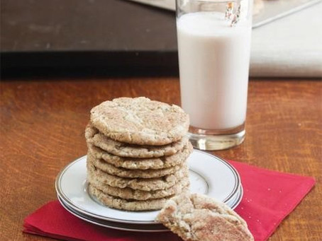 Vegan Recipe - Vegan Snickerdoodles