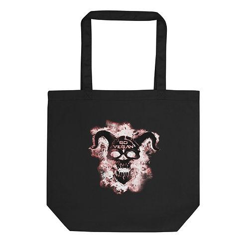 Go Vegan - Eco Tote Bag