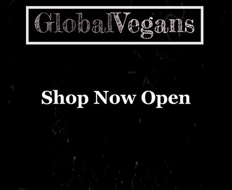 Global Vegans Shop Now Open