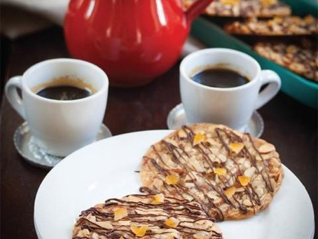 Vegan Recipe - Vegan Florentines