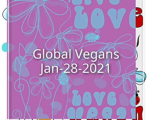 Global Vegans Shop Opening Jan-21