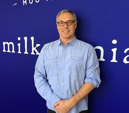 Milkadamias Jim Richards - What We are Witnessing is Not Solely a Food Movement