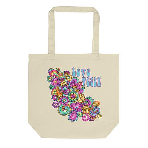 Love Vegan - Eco Tote Bag