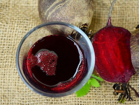 The Beetroot Combo Juice
