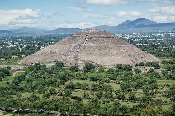 Tour en Teotihuacan
