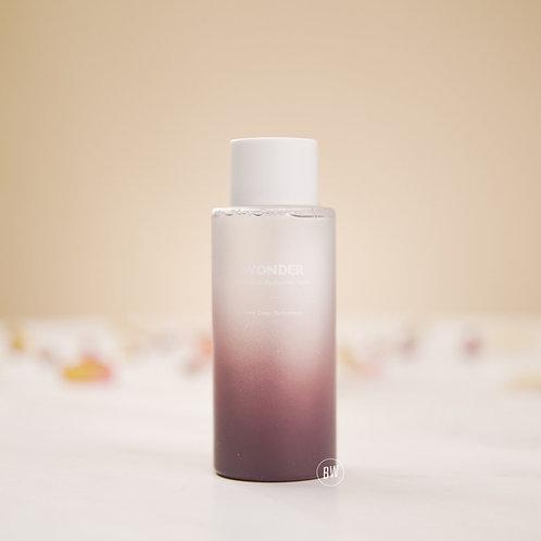 天然黑米爽膚水 提亮暗沉皮膚, 控制皮脂, 適合敏感、鈍感、脫水、老化皮膚 Wonder Black Rice Hyaluronic Toner