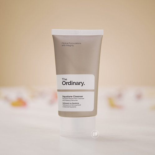 角鯊烷洗面奶 適用於卸妝、面部清潔 Squalane Cleanser 50ml