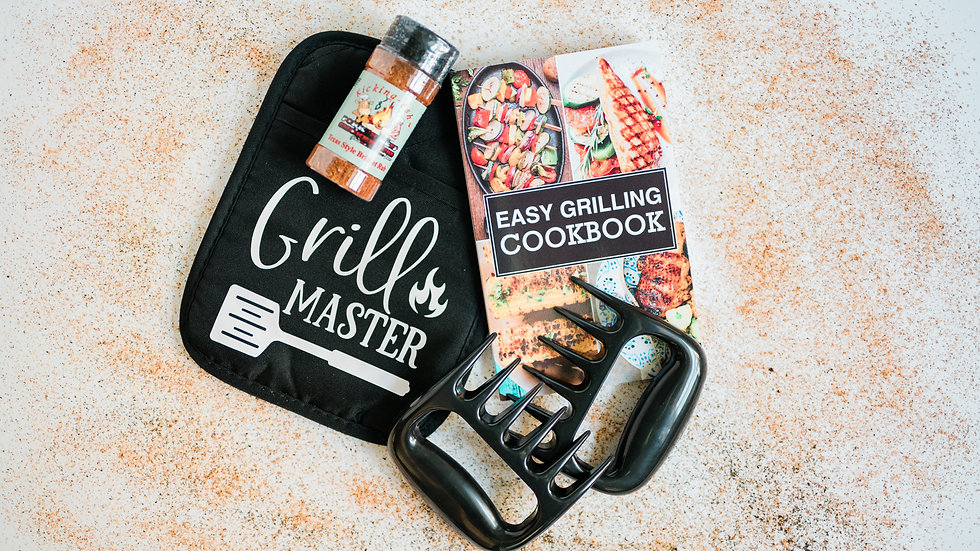 PREORDER Grill Master Holiday Gift Box