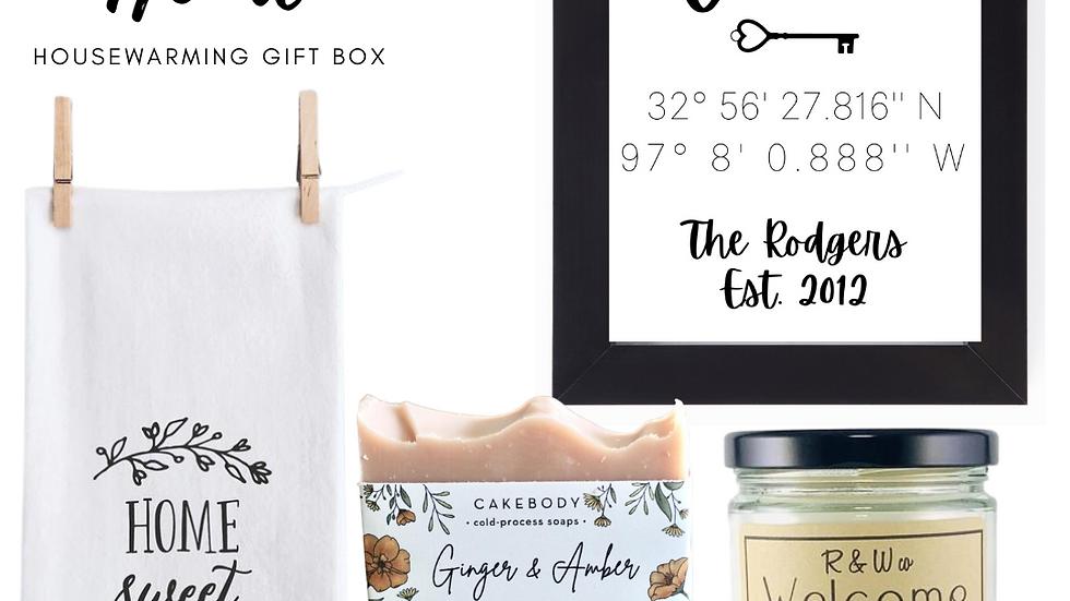 Housewarming Gift Box