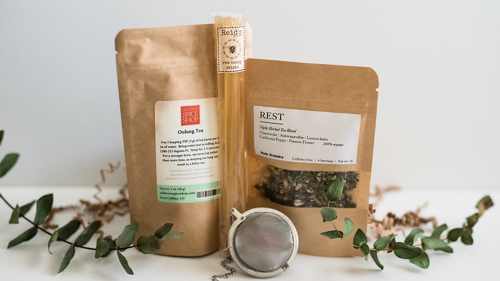Tea Lover Gift Box