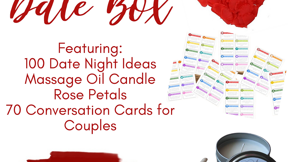 Couples Date Box