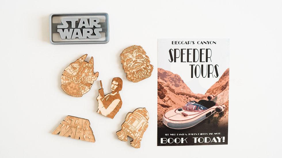 PREORDER Star Wars Holiday Gift Box