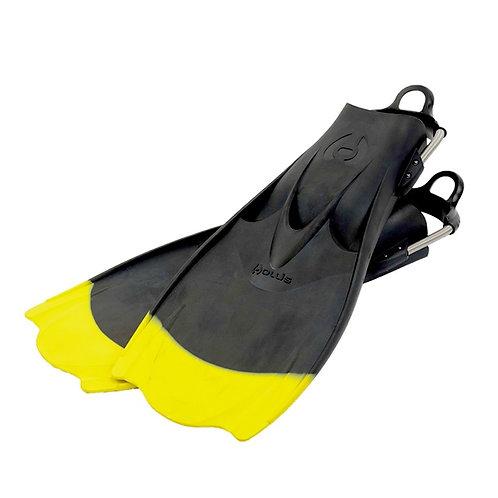 "Nadadeira Hollis - F1 ""Bat Fin"" Black / Yellow"