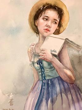 Watercolor 003