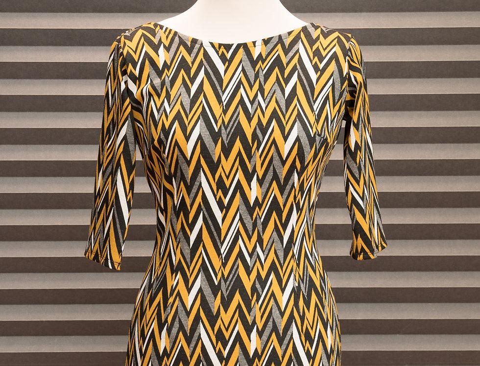 Robe geometrique