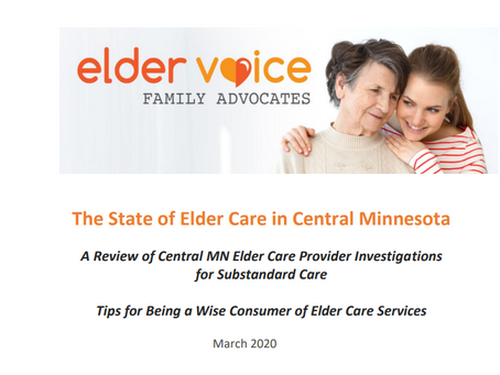 Central Minnesota care review