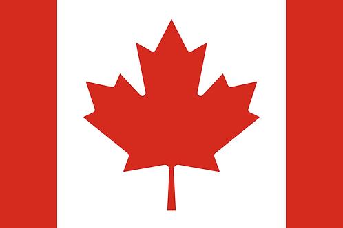 Tamarack Ottawa Race Weekend CANADIAN Shipping
