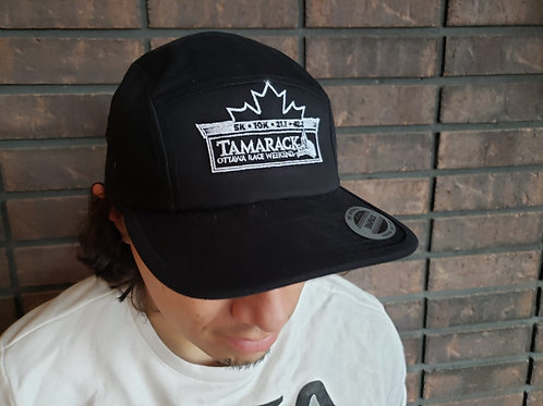 Ottawa Marathon - Jockey Cap (Black)