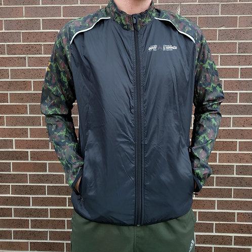 Army Windbreaker Jacket - Women