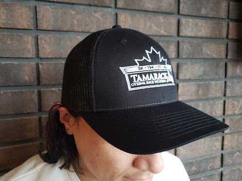 Ottawa Marathon - Mesh Back Cap (Black)