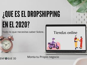 ¿Que es el dropshipping en el 2020?