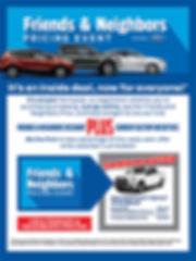 Flyer automotive copywritng