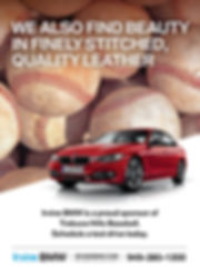 Program Ad BMW Copywriting