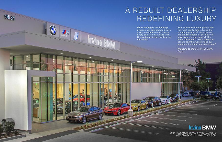 Print Ad BMW copywriting