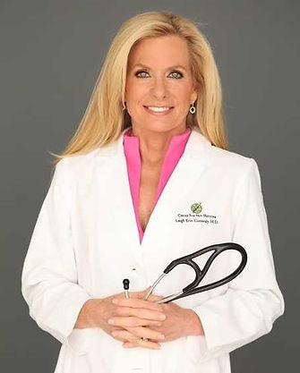A photo of Dr. Leigh Erin Connealy