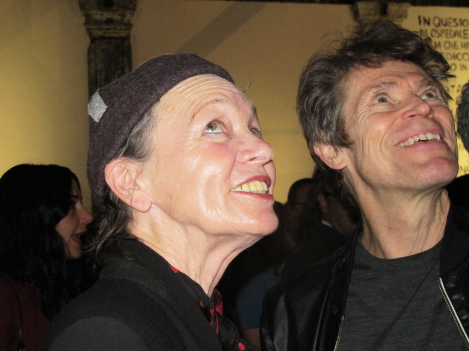 Laurie e Willem by Guido Harari.jpg