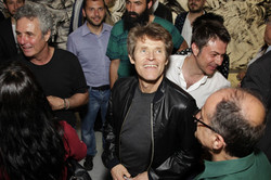 Willem Dafoe a Made in Cloister