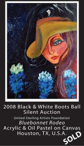 Blue Bonnet Rodeo. 2008