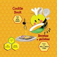 Cookie Book   Recetas de galletas   Made with REAL Honey   Hechas con miel de abeja PURA
