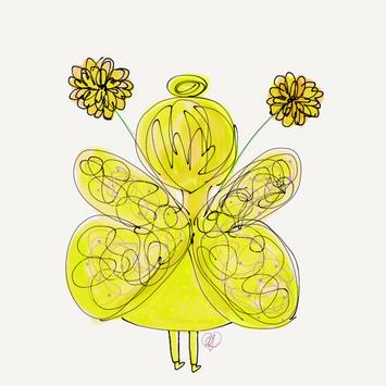 Dandelion & Butterflies - Me