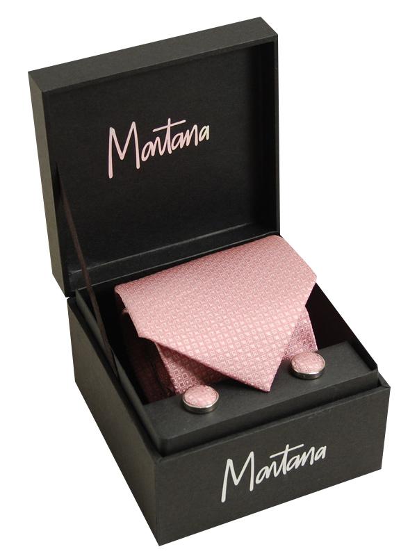 cravate-montana-rose-saumon-en-soie-C000026