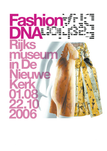 Exposition FASHION DNA - Musée The Nieuwe Kerk, Amsterdam