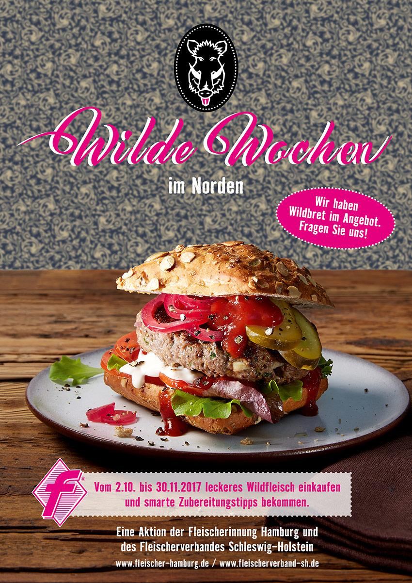 Plakat Wilde Wochen